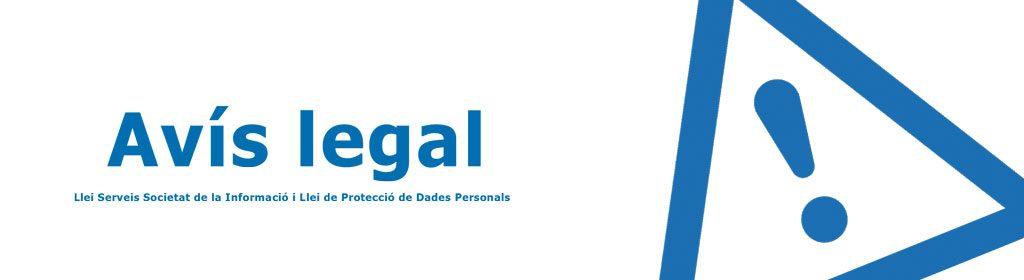 Avís Legal AsesorExpert Asesoría i Advocats